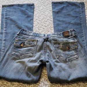 BKE Madison Bootcut Jean's